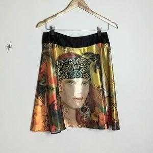 *RARE* CUSTO Barcelona Designer Skirt